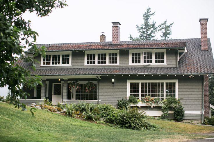 Woodstock Farm Gates House | Pacific Northwest Wedding | Bellingham, WA