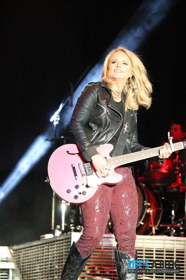 Miranda Lambert at Boots and Hearts @Miranda Marrs Lambert