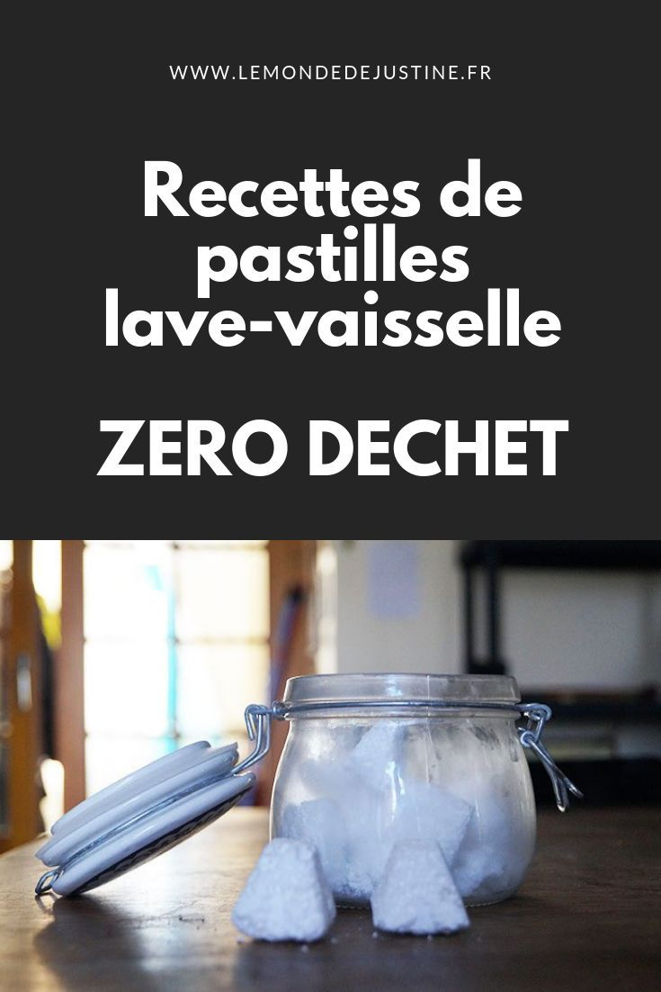 Peinture Pour Lave Vaisselle diy: fabriquer ses pastilles lave-vaisselle maison, la