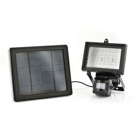 Smarthome Solar LED Motion Light by SmartHome. $50.01. High quality Ni-MH rechargeable battery. High efficiency solar panel. Water and weather resistant. 28 Super bright, long life white LEDs. Three easy installation configurations. How many times have you walked outside your home and wished you had an extra light in a specific area? Maybe outside the garage, over the garbage cans, or by a shed or storage unit? The Smarthome Solar LED Motion Light is a perfect, inexpensive ...