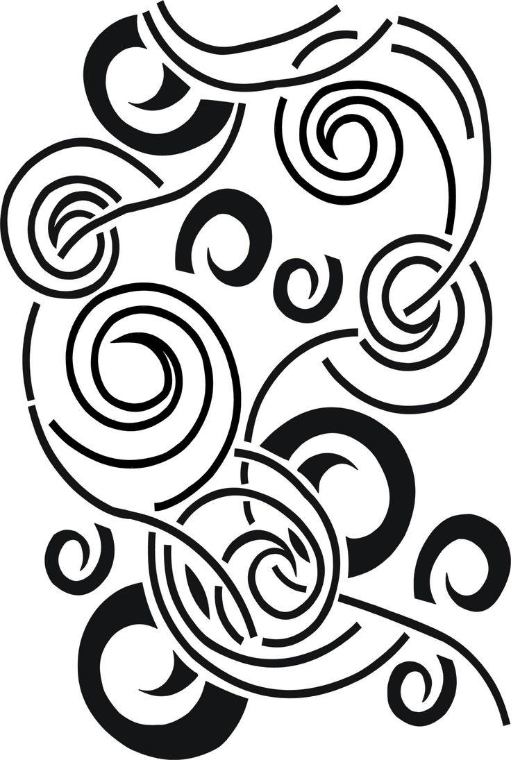 610 besten Muster für Schablonen Bilder auf Pinterest | Schablone ...