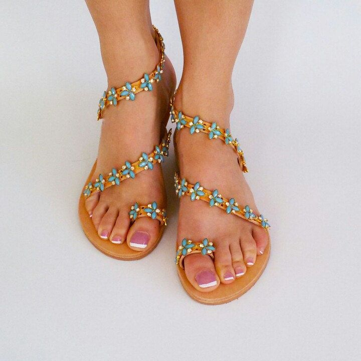 """Showing off our turquoise crystal beauties """"Ariadni"""""""