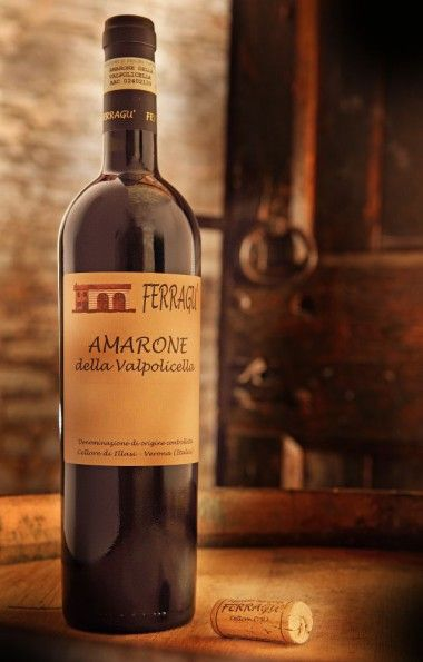 Amarone della Valpolicella DOCG 2009 – Ferragù € 84.10 Color: strong ruby red color Fragrance: raisin bouquet that hints of sweet jam with spices Flavour: full, supple and persistent to the palate Alcool percentage: 17° Food matches:  It may be a companion for 'Risotto all'Amarone' but is also a pleasing companion for meditation when tasted alone. Excellent when served at 18 degrees. #wines #veneto #italy #amarone