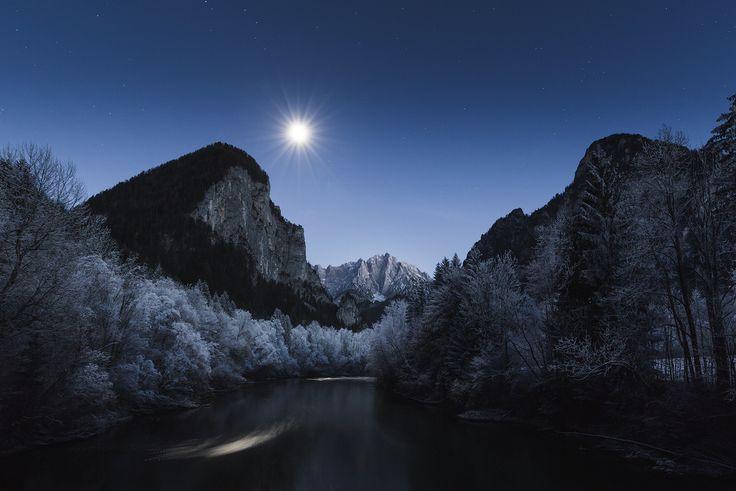 Winter Journey in Gesäuse National Park