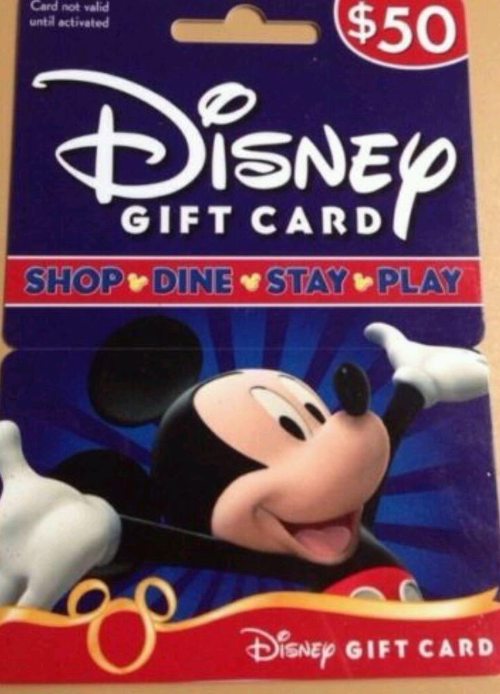 Disney gift card 5000 new disney gift card
