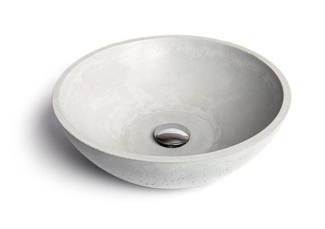 concrete washbasin circum 40 URBI et ORBI design 2013