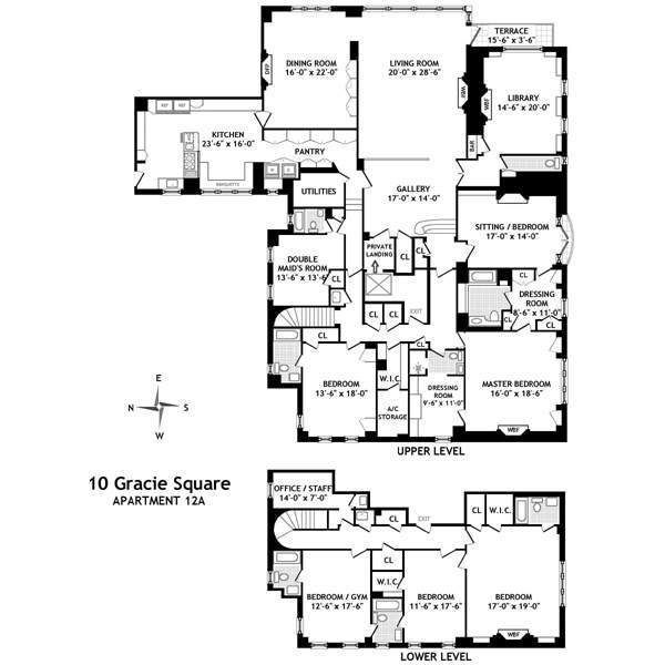 Co Op Apartment: 500 Best Architect- Drawings And Plans Images On Pinterest
