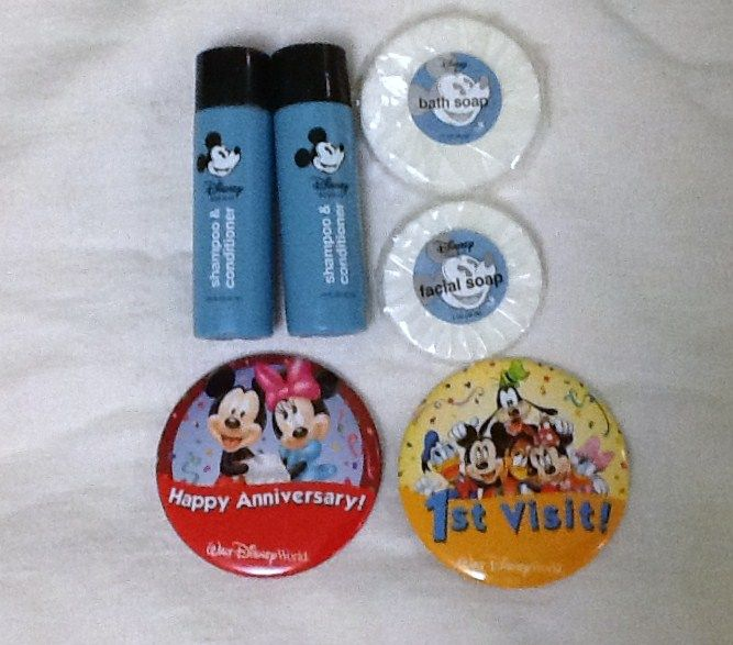 Free Walt Disney World Souvenirs for Kids & Adults