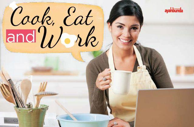 Resep untuk Ibu Bekerja :: Working mom cook book ::