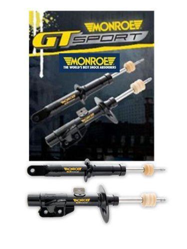 Monroe-GT-Sport-Lowered-Shocks-absorbers-FORD-Falcon-EF-EL-Sedan-FRONT-PAIR