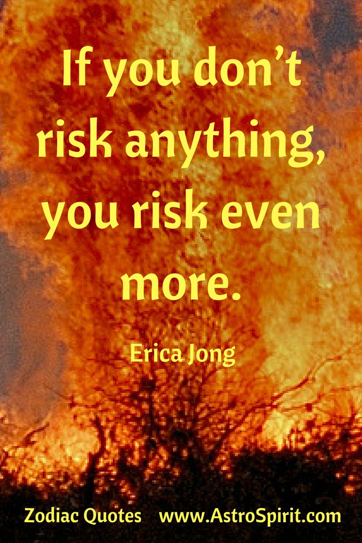 Zodiac Quotes Aries ♈ Fire