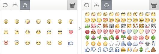 facebook emoticons codes