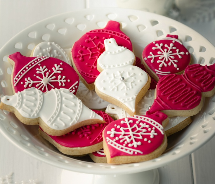 Make Christmas Cookies
