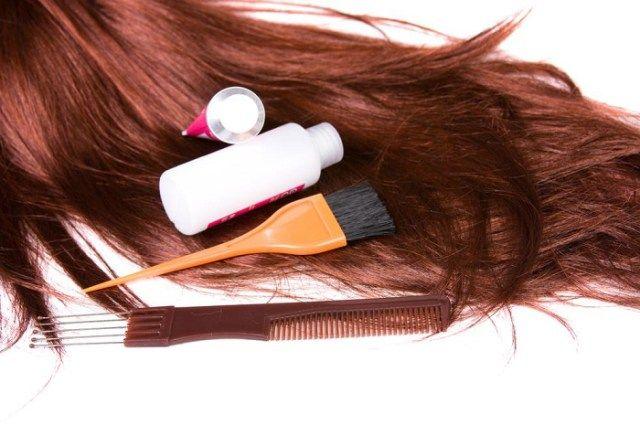 Vegetable hair dye - Natural Hair Dyes