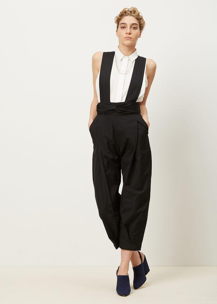 Rachel Comey Dextra Cotton Pant (Black)
