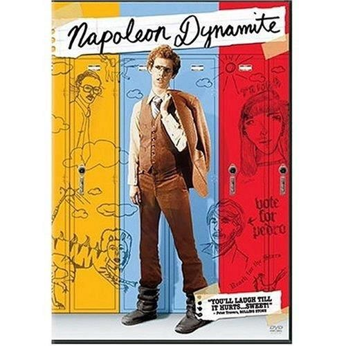 Наполеон динамит футболка