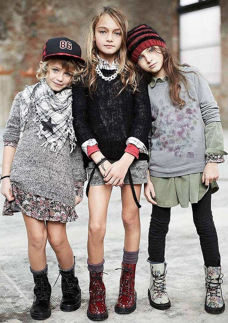 Картинки стилей одежды подростков