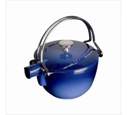 Staub Round Teapot