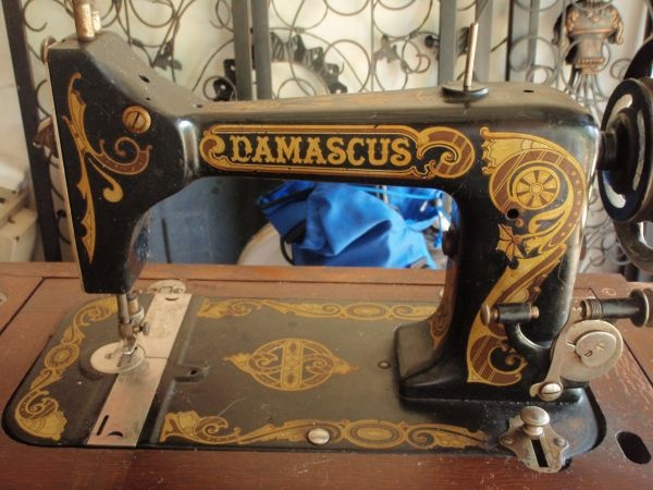 damascus machine review