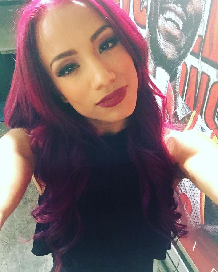 33 Best Images About WWE Sasha Banks On Pinterest