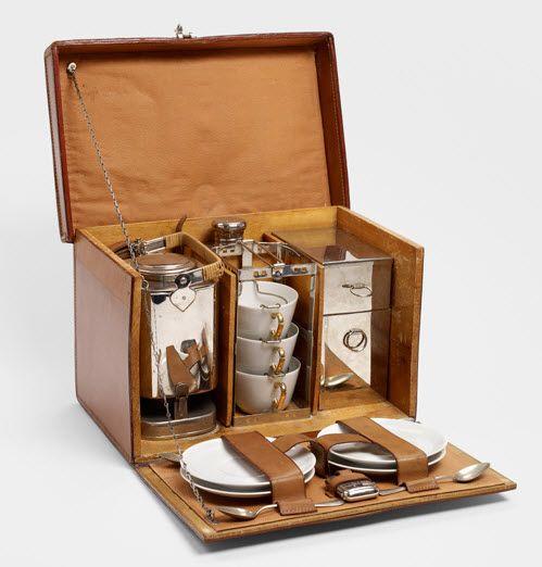 Moynat creates luxury Picnic Tea Hamper