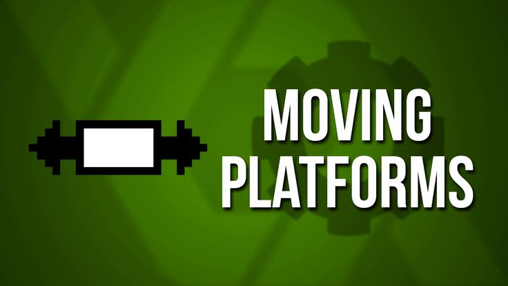 6 - Game Maker Studio: Moving Platforms Tutorial [Platformer]