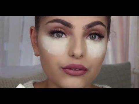 She Put Some Baking Soda Under Eyes, The Result Is Wonderful! - YouTube
