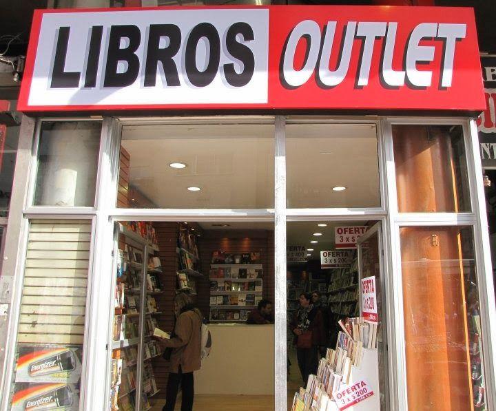 Fachada de livraria em Montevidéu, Uruguai, janeiro de 2014