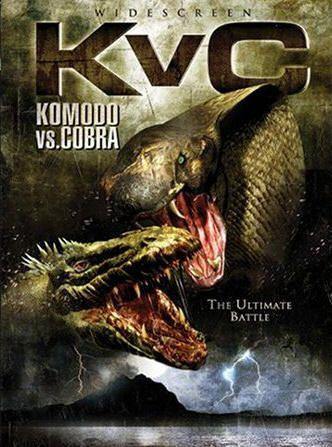 Komodo vs. Cobra, in onda giovedì 26 luglio alle 23 su Coming Soon Television.