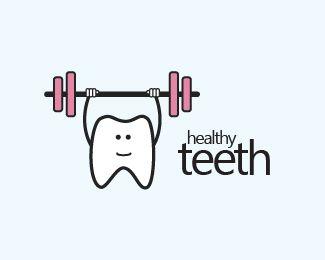 21 Inspiring Examples Of Tooth Logo | Designbeep