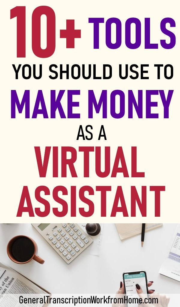 Top 10 Tools For Virtual Assistants Work From Home Jobs Online Jobs Side Hustles Virtual Assistant Virtual Assistant Jobs Work From Home Jobs