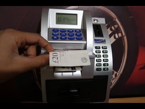 Atm savings bank - YouTube