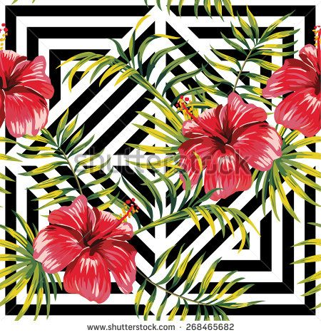 Summer Patterns Fotos, imagens e fotografias Stock | Shutterstock
