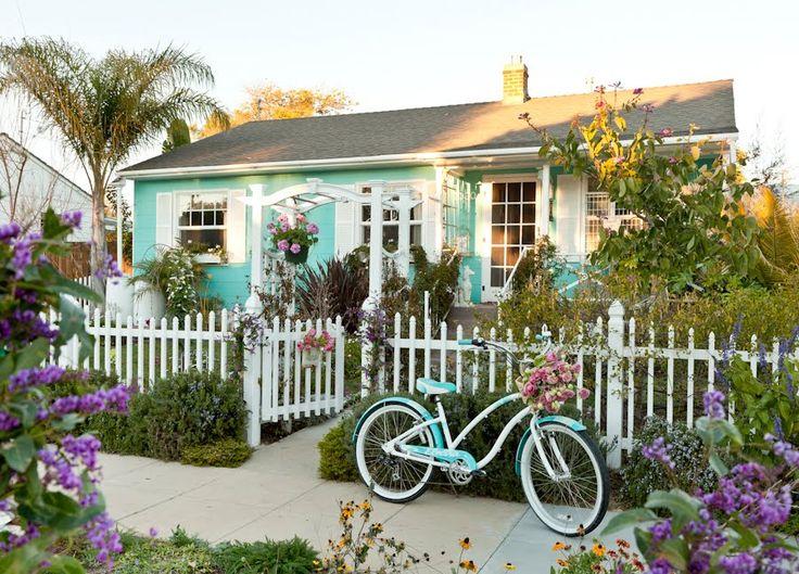 beach cottage!