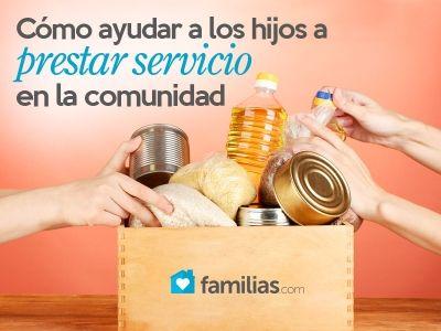 Este artículo incluye cuatro ideas sencillas y prácticas para los padres a fin de enseñar a los hijos a prestar servicio voluntario en la comunidad de...