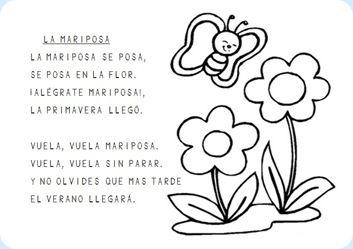 ac828827c3ece76e61021fdc1d4891be Poemas y rimas infantiles de la primavera para niños
