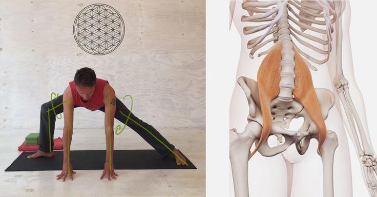 Diese Hüftübungen entlasten den unteren Rücken, Knie und schaffen eine wohltu…
