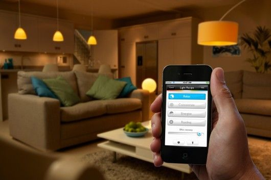 The Philips Hue lighting system is the next revolution in home lighting technology, allowing you to connect up to 50 lights to a smart device and in turn, wirelessly control the mood (try the 'Relax' setting); the focus (try the 'Reading' or 'Concentrate' setting); the palette (there is up to 16 million colour combinations) and the timing (turn lights on and off even when you're away from home). Find out more at www.propertyrepublic.com.au  #Christmasgiftideas #bestpresents #Philips
