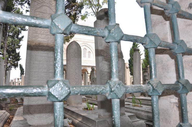 ottoman cemetery