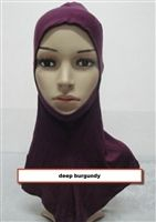 The widest variety of ninja hijab cap styles on the web. visit www.theummahshop.com
