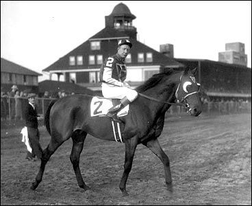 Seabiscuit (May 23, 1933 – May 17, 1947) was a champion Thoroughbred racehorse