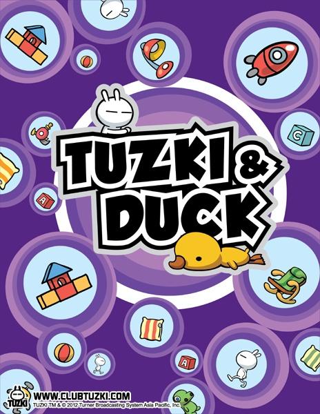 Tuzki & Duck: Design #1