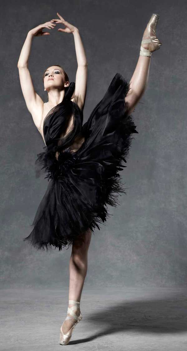 Roksanda Illincic one-of-a-kind design created for the 2011 English National Ballet Auction