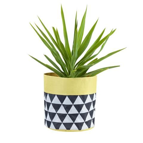 Large Planter Pouch - Yellow | Kmart