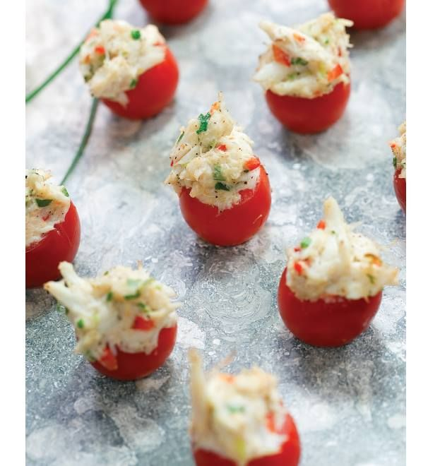 1000+ ideas about Stuffed Cherry Tomatoes on Pinterest ...