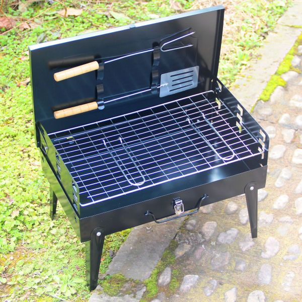 Amazon hot selling portable bbq grill bbq charcoal grills for sale