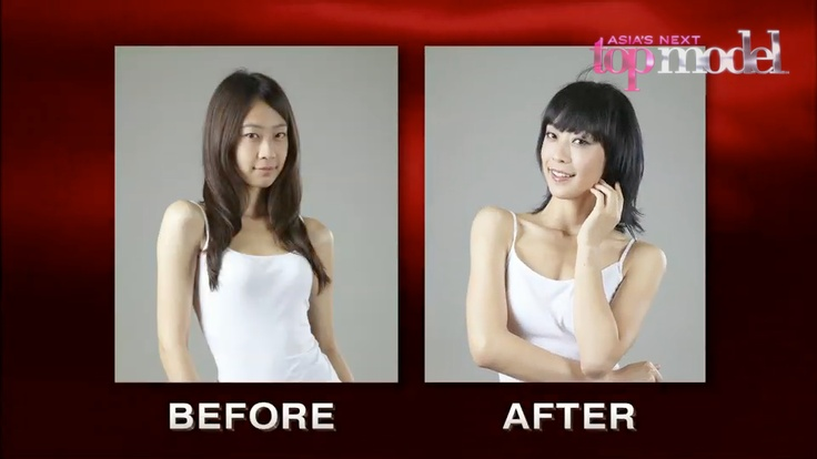 Bei Si Before and After