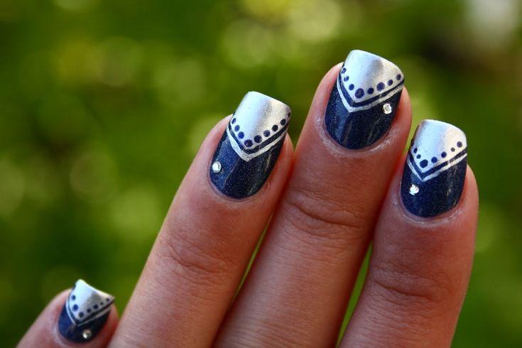 87 mejores imágenes de Nail Art en Pinterest | Uñas bonitas, Diseño ...