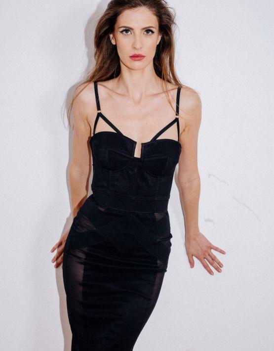 Stark Dress
