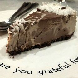 Cafe Gratitude: What are you grateful for? - Los Angeles, CA - vegan